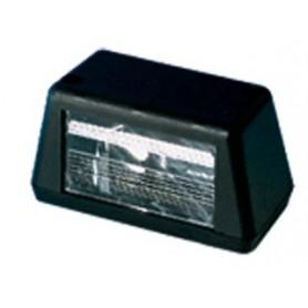 Fanale luce targa 96x50x53mm