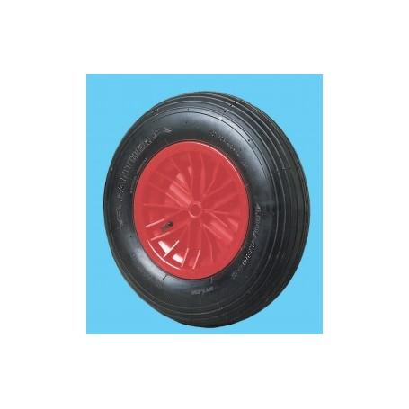 "Pneumatic wheel 3.50/8"" 20x50"