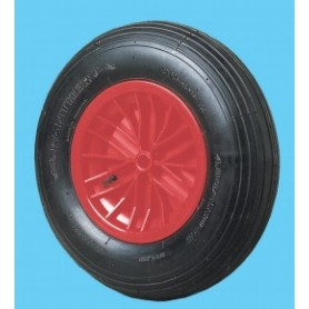 "Pneumatic wheel 3.50/8"" 25x50"