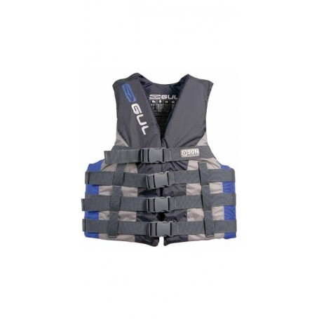 Buckle impact vest buoyancy