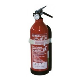 Dry Powder Extinguisher Aluminium