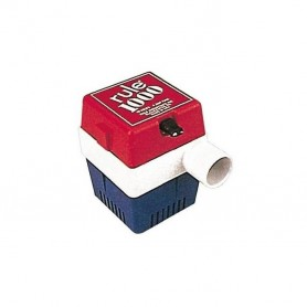 Pompa Sentina Ad Immersione Rule 12 Volt 1000 Ghp 63 Lt/Min