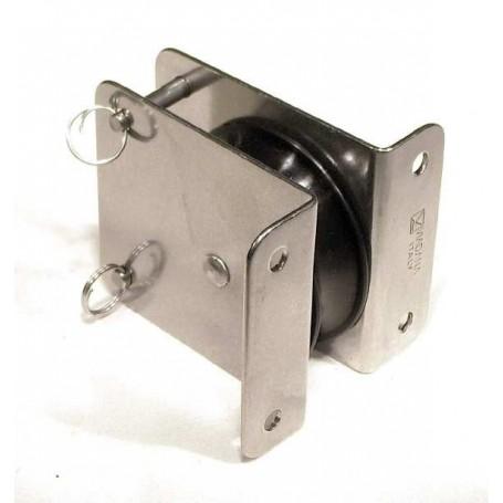 Lead block 55mm - 12mm sheet