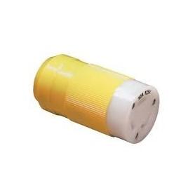 Plug Bipolar Single-Phase 3-Wire