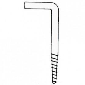 Grappling Hook, Stainless Steel Screw