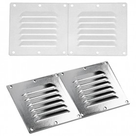 Grid Ventilation Air White