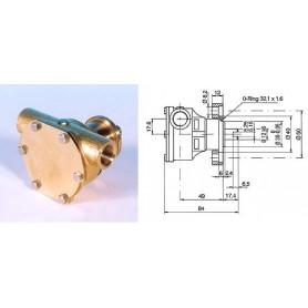 Pump Engine Cooling