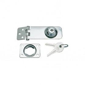 Lock With Key 80X30