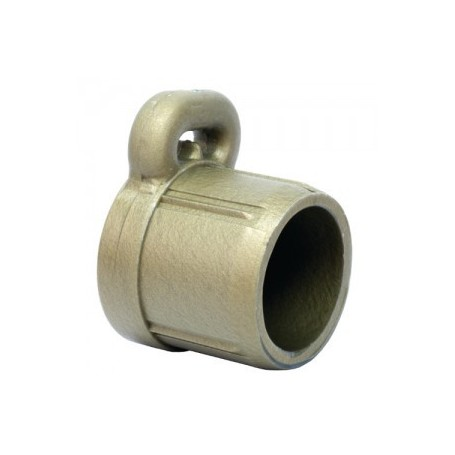 Optimist outboard end for 40mm Racing boom