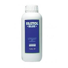 Fastol blue gasoline