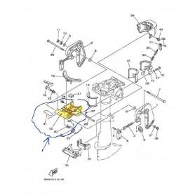 Motorja mount F2,5A