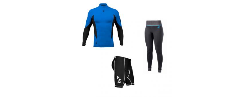 Lycra & shorts
