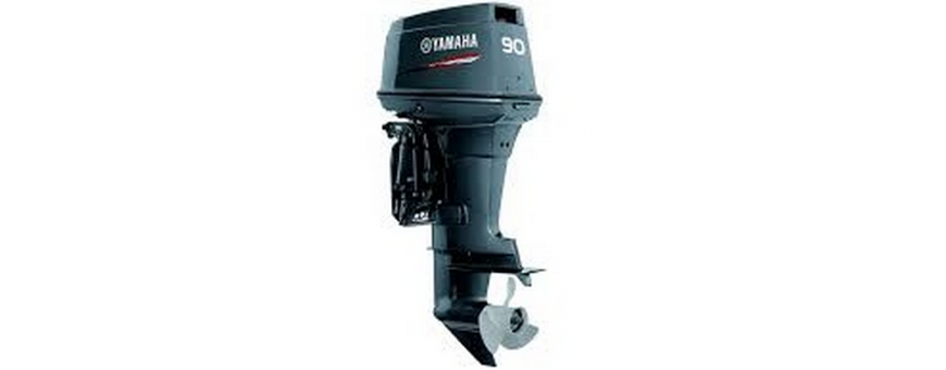 Motore fuoribordo yamaha 80A