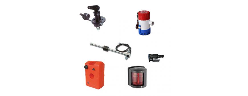 Adriamarine   Maintenance and accessories engine