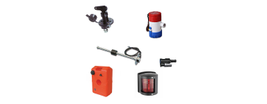Adriamarine | Održavanje i prateća oprema motora