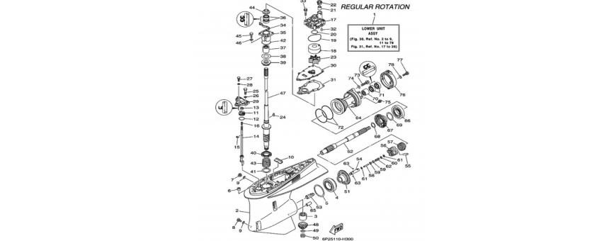 Piede 1 F250A-FL250A