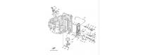 Cilindro e carter 3 F150A-FL150A