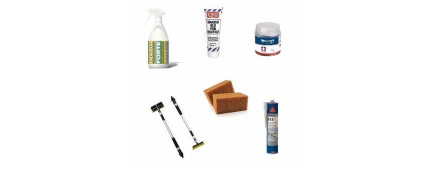 Adriamarine   Cleaning and maintenance