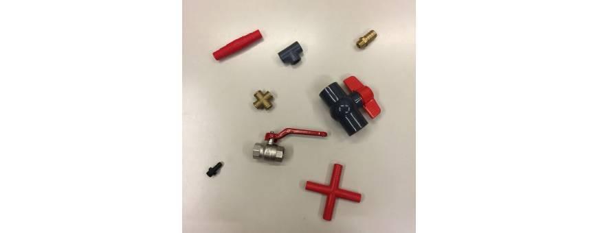 Adriamarine | Fittings and valves