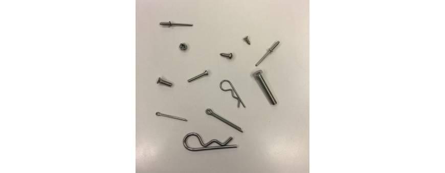 Adriamarine   deck Accessories - Screws, rivets and cotter pins