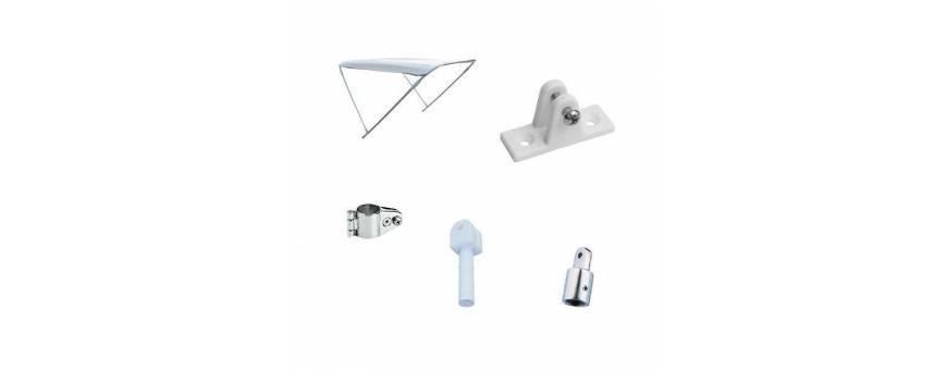 Adriamarine | deck Accessories - Bimini, covers and accessories