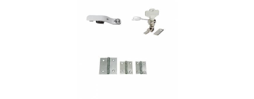 Adriamarine   deck Accessories - Latches, hinges, and fermoporte